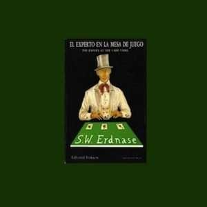 El experto en la mesa de juego de S.W. Erdnase disponible en Magia Estudio