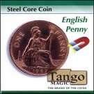 moneda magnetizable 1 penique