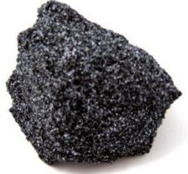 Piedra pequeña de esponja disponible en Magia Estudio
