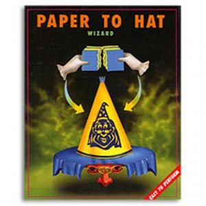 papel a sombrero uday