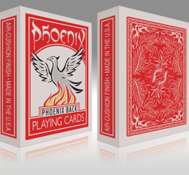 Baraja Phoenix en Magia Estudio