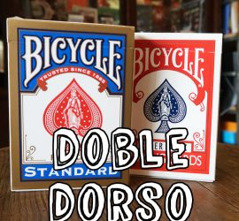 baraja de doble-dorso - Bicycle