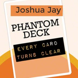 phantom deck Joshua Jay