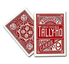 Tally Ho Fan Back disponible en Magia Estudio