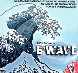 bwave-full magia estudio tienda online magia madrid