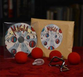 Pret a Porter de magia con esponjas disponible en Magia Estudio