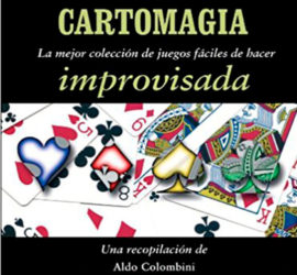 Cartomagia Improvisada disponible en Magia Estudio