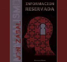 información reservada de Jon Zabal, disponible en Magia Estudio