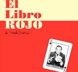 El libro rojo de Frank García disponible en Magia Estudio
