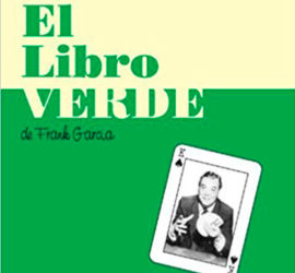 Libro Verde, disponible en Magia Estudio