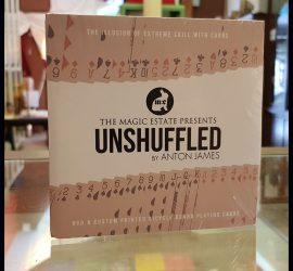 unshuffled- anton james