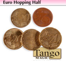 Euro Hopping Half disponible en Magia Estudio
