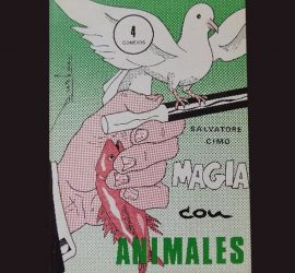 Magia con animales disponible en Magia Estudio