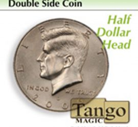 moneda de doble cara dólar Eisenhower disponible en Magia Estudio