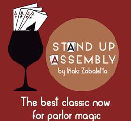 Stand up Assembly en Magia Estudio
