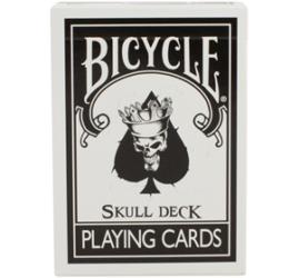 Baraja Bicycle Skull en Magia Estudio