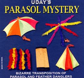 El Misterio del Paraguas en Magia Estudio