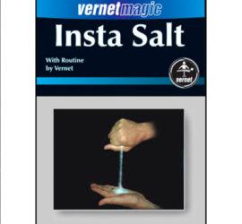 Producción de sal disponible en Magia Estudio