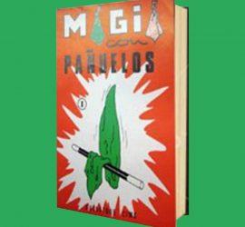 Magia con pañuelos volumen 1 disponible en Magia Estudio