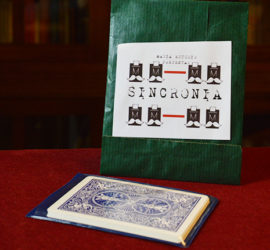 Sincronía es nuestro nuevo juego de paquetito de cartas