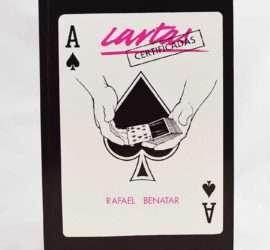 Cartas certificadas Rafael Benatar en Magia Estudio