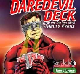Daredevil Deck de Henry Evans en Magia Estudio