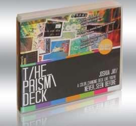 Prism Deck en Magia Estudio - Joshua Jay