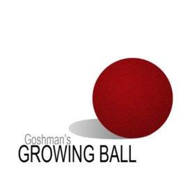 bola que crece disponible en magia estudio