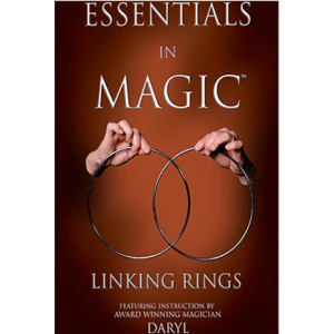 essentials in magic linking rings aros chinos daryl en magia estudio