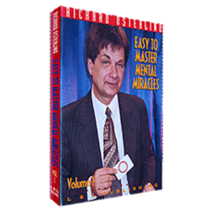 easy to master mental miracles richard osterlind en magia estudio