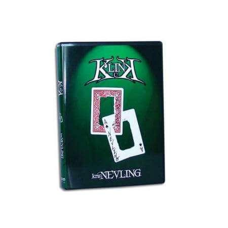 Klink de Kris Nevling disponible en Magia Estudio