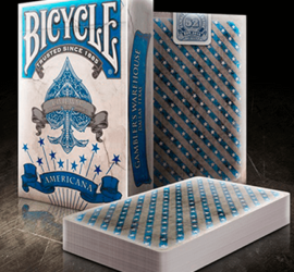 Baraja Bicycle Americana, disponible en Magia Etudio