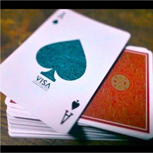 Visa, baraja de colección disponible en Magia Estudio