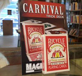 carnival trick deck