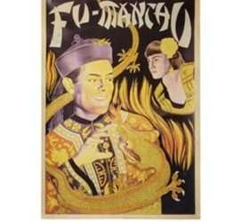 fu manchu-min