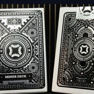 Mechanic Shiner, baraja de colección disponible en Magia Estudio