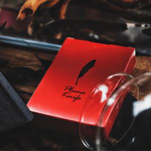 Pluma Knife, baraja de colección disponible en Magia Estudio