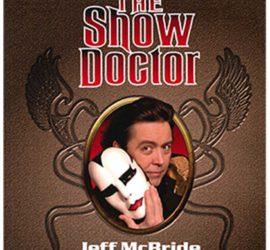 show Doctor Jeff McBride en Magia Estudio