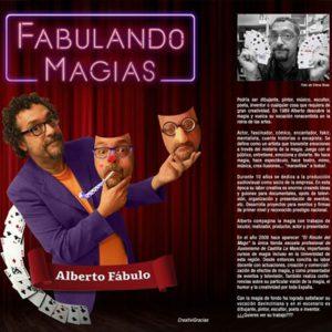 Fabulando Magias alberto fabulo