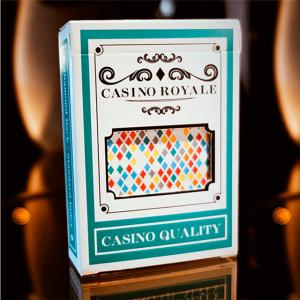 Casino Royale, baraja de colección disponible en Magia Estudio