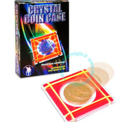 Crystal coin case disponible en Magia Estudio