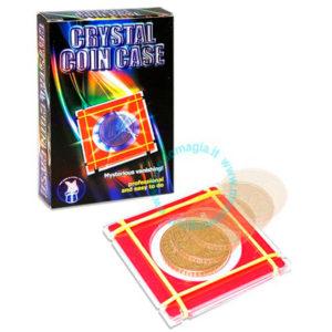 Crystal coin case disponible en Magia Estudio