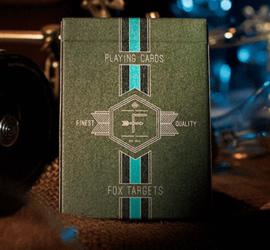fox target baraja de colección disponible en Magia Estudio