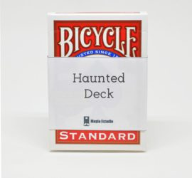 haunted deck magia estudio