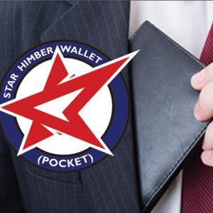 pocket star himber wallet