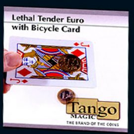 Lethal Tender de Euro, disponible en Magia Estudio