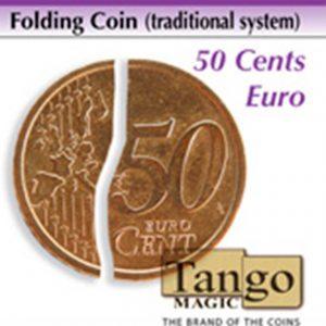 Moneda plegable, sistema interno, disponible en Magia Estudio