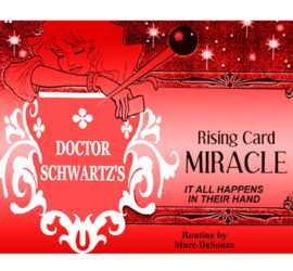 rising card doctor Schwartz