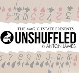 unshuffled anton james
