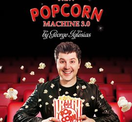 popcorn machine george iglesias